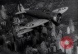 Image of P-26 Peashooter New York City USA, 1938, second 54 stock footage video 65675032870