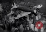 Image of P-26 Peashooter New York City USA, 1938, second 55 stock footage video 65675032870