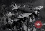 Image of P-26 Peashooter New York City USA, 1938, second 56 stock footage video 65675032870