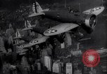 Image of P-26 Peashooter New York City USA, 1938, second 57 stock footage video 65675032870
