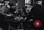 Image of policemen New York City USA, 1937, second 16 stock footage video 65675032890
