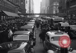 Image of policemen New York City USA, 1937, second 32 stock footage video 65675032890