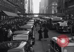 Image of policemen New York City USA, 1937, second 33 stock footage video 65675032890