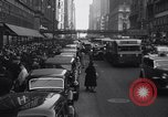 Image of policemen New York City USA, 1937, second 34 stock footage video 65675032890