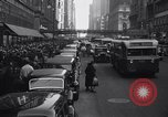 Image of policemen New York City USA, 1937, second 35 stock footage video 65675032890