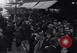 Image of policemen New York City USA, 1937, second 36 stock footage video 65675032890