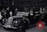 Image of Franklin D Roosevelt Miami Florida USA, 1937, second 24 stock footage video 65675032892