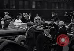 Image of Franklin D Roosevelt Miami Florida USA, 1937, second 27 stock footage video 65675032892