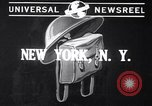 Image of young Americans New York United States USA, 1941, second 2 stock footage video 65675032895