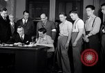 Image of young Americans New York United States USA, 1941, second 8 stock footage video 65675032895