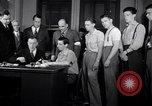Image of young Americans New York United States USA, 1941, second 9 stock footage video 65675032895