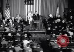 Image of President Franklin D Roosevelt New York City USA, 1941, second 4 stock footage video 65675032899