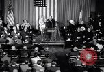 Image of President Franklin D Roosevelt New York City USA, 1941, second 6 stock footage video 65675032899