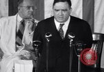 Image of President Franklin D Roosevelt New York City USA, 1941, second 7 stock footage video 65675032899