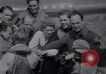 Image of Jacqueline Cochran in England United Kingdom, 1941, second 42 stock footage video 65675032900