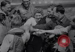 Image of Jacqueline Cochran in England United Kingdom, 1941, second 44 stock footage video 65675032900