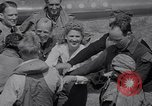 Image of Jacqueline Cochran in England United Kingdom, 1941, second 50 stock footage video 65675032900