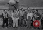 Image of Jacqueline Cochran in England United Kingdom, 1941, second 51 stock footage video 65675032900