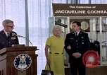 Image of Jacqueline Cochran United States USA, 1975, second 52 stock footage video 65675032913