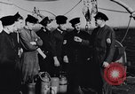 Image of Shipboard routine United Kingdom, 1944, second 19 stock footage video 65675032936