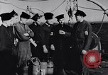 Image of Shipboard routine United Kingdom, 1944, second 21 stock footage video 65675032936
