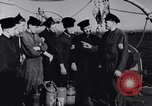 Image of Shipboard routine United Kingdom, 1944, second 23 stock footage video 65675032936