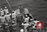 Image of Japanese surrender Tokyo Bay Japan, 1945, second 9 stock footage video 65675032939