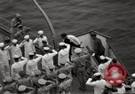 Image of Japanese surrender Tokyo Bay Japan, 1945, second 21 stock footage video 65675032939