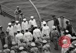 Image of Japanese surrender Tokyo Bay Japan, 1945, second 24 stock footage video 65675032939