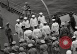 Image of Japanese surrender Tokyo Bay Japan, 1945, second 25 stock footage video 65675032939