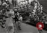 Image of Japanese surrender Tokyo Bay Japan, 1945, second 26 stock footage video 65675032939