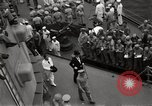 Image of Japanese surrender Tokyo Bay Japan, 1945, second 29 stock footage video 65675032939