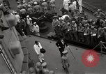 Image of Japanese surrender Tokyo Bay Japan, 1945, second 30 stock footage video 65675032939