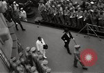 Image of Japanese surrender Tokyo Bay Japan, 1945, second 32 stock footage video 65675032939