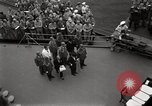Image of Japanese surrender Tokyo Bay Japan, 1945, second 47 stock footage video 65675032939