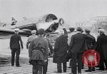 Image of Colonel Charles Augustus Lindberh Moscow Russia Soviet Union, 1933, second 38 stock footage video 65675032948