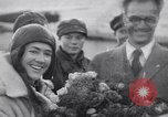 Image of Colonel Charles Augustus Lindberh Moscow Russia Soviet Union, 1933, second 49 stock footage video 65675032948