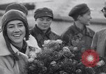 Image of Colonel Charles Augustus Lindberh Moscow Russia Soviet Union, 1933, second 51 stock footage video 65675032948