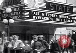 Image of States Theater Richmond Virginia USA, 1933, second 14 stock footage video 65675032949