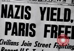 Image of Allies defeating Germany  France, 1945, second 24 stock footage video 65675032956
