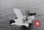 Image of aerial bombing experiments Virginia Capes United States USA, 1921, second 13 stock footage video 65675033214