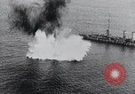 Image of aerial bombing experiments Virginia Capes United States USA, 1921, second 39 stock footage video 65675033214