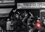 Image of Hungarian Revolution Budapest Hungary, 1956, second 30 stock footage video 65675033225