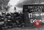 Image of Hungarian Revolution Budapest Hungary, 1956, second 2 stock footage video 65675033227