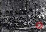 Image of Hungarian Revolution Budapest Hungary, 1956, second 5 stock footage video 65675033227