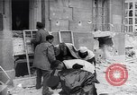 Image of burning books during the Hungarian Revolution Hungary, 1956, second 14 stock footage video 65675033230