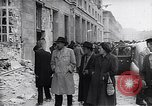 Image of burning books during the Hungarian Revolution Hungary, 1956, second 16 stock footage video 65675033230