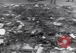 Image of burning books during the Hungarian Revolution Hungary, 1956, second 24 stock footage video 65675033230