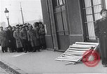 Image of burning books during the Hungarian Revolution Hungary, 1956, second 48 stock footage video 65675033230