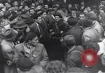 Image of burning books during the Hungarian Revolution Hungary, 1956, second 57 stock footage video 65675033230